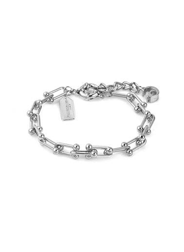 Alberto Guardiani Alberto Guardiani Ag10396Blk Jewelery Bileklik Gümüş